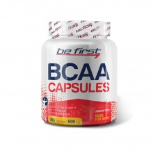 БЦАА Be First BCAA Capsules 350 кап